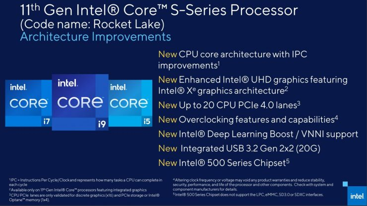 Arquitectura Cypress Cove Intel Rocket Lake S 1 740x417 0