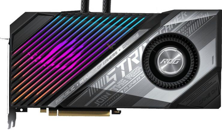 Asus ROG Strix LC Radeon RX 6800 XT