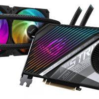 Asus muestra su ROG Strix LC Radeon RX 6800 XT con sistema de refrigeración híbrido