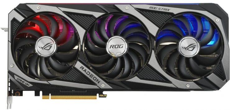 ROG Strix Radeon RX 6800 XT