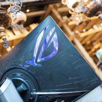 Asus ROG Swift PG32UQX: Panel Mini-LED 4K @ 144 Hz de 32″ con HDMI 2.1