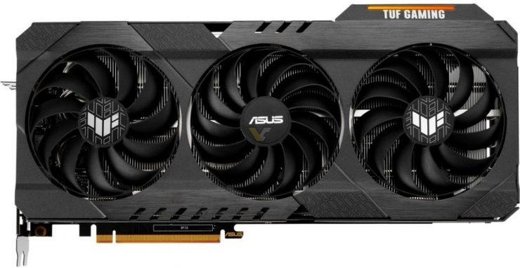TUF Gaming Radeon RX 6800 XT