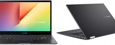 Asus VivoBook Flip 14: El primer equipo portátil con gráficos integrados Intel DG1