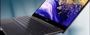 Asus lanza un nuevo ZenBook con panel 4K OLED de 13.3″ y CPU Intel Tiger Lake