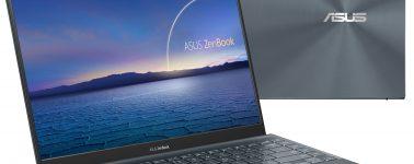 Asus ZenBook 14 (UX425): Ultrabook de 14″ con CPU Intel Tiger Lake y hasta 22H de autonomía