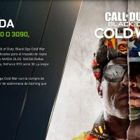Nvidia regala el Call of Duty: Black Ops Cold War con la compra de una GeForce RTX 30