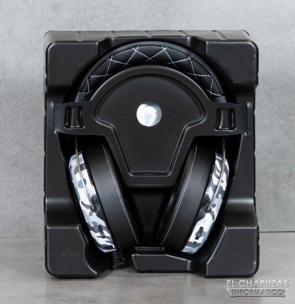 Corsair HS60 Haptic - Embalaje interior
