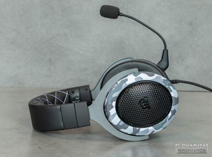 Corsair HS60 Haptic - Diadema cerrada