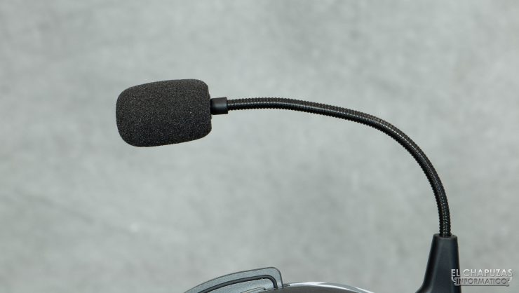 Corsair HS60 Haptic - Micrófono