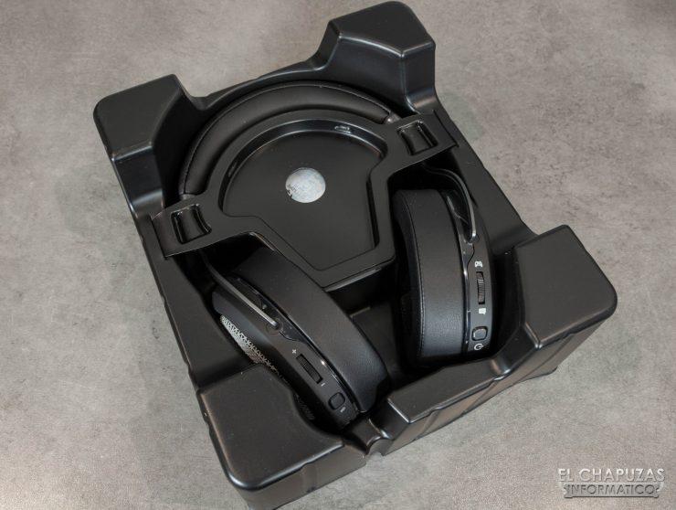 Corsair HS75 XB Wireless - Embalaje 3