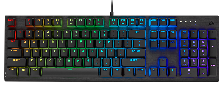 Corsair K60 RGB Pro - Oficial