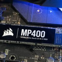Review: Corsair MP400 (SSD M.2 NVMe)
