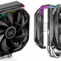 DeepCool anuncia sus disipadores CPU por aire AS500 y AS500 Plus