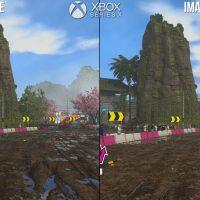 Así luce el DiRT 5 a una resolución «4K» @ 60/120 Hz en la Xbox Series X