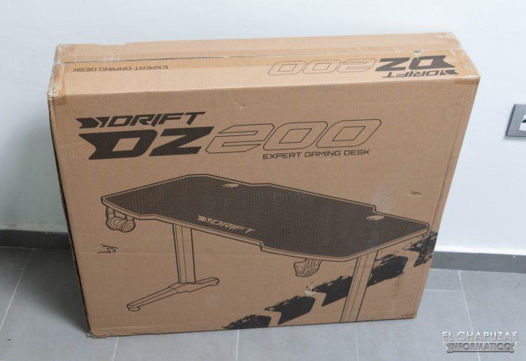 Drift DZ200 - Embalaje exterior