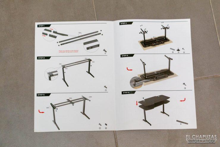 Drift DZ200 - Manual de montaje