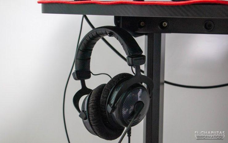 Drift DZ200 - Soporte auriculares