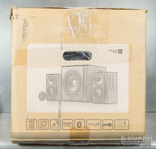 Edifier S360DB - Embalaje 3