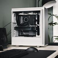 Fractal Design anuncia su semitorre Define 7 Compact White