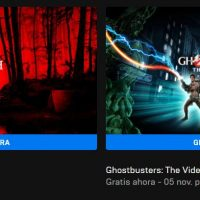 Descarga gratis Ghostbusters y Blair Witch desde la Epic Games Store