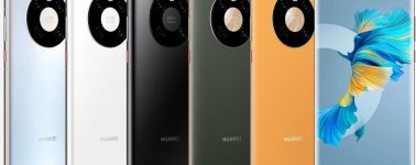 Huawei Mate 40: OLED de 6.5″, Kirin 9000E y triple cámara trasera por 899 euros