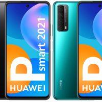 Huawei P Smart 2021: 6.67″ FHD+ con SoC Kirin 710, 5000 mAh y cuádruple cámara trasera