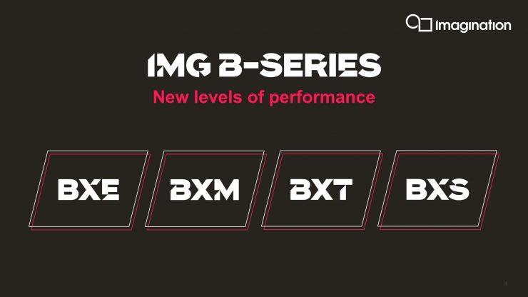 Imagination IMG B-Series