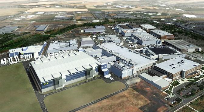 Fábrica Intel Fab 45