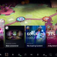 Sony revela el diseño de la Interfaz de Usuario de la PlayStation 5