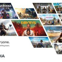 Stadia amplía su catálogo de juegos con los principales títulos de Ubisoft