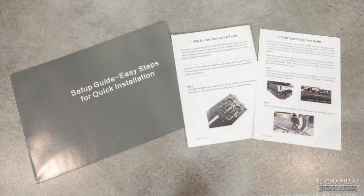 KFA2 GeForce RTX 3080 SG - Documentación