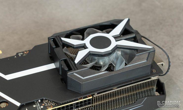 KFA2 GeForce RTX 3080 SG - Ventilador adicional