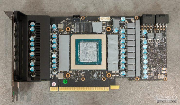 KFA2 GeForce RTX 3080 SG - PCB Frontal