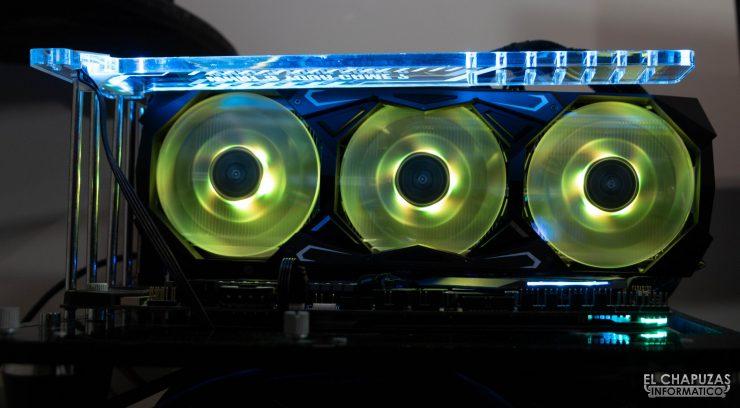 KFA2 GeForce RTX 3080 SG - Equipo de pruebas 3