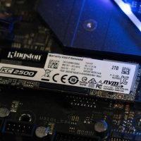 Review: Kingston KC2500 (SSD M.2 NVMe PCIe 3.0)