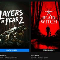 Descarga gratis Layers of Fear 2 y Costume Quest 2 gratis desde la Epic Games Store