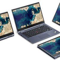 Lenovo ThinkPad C13 Yoga Chromebook Enterprise: Ultrabook con ChromeOS y un Ryzen 7 3700C