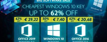 Llévate una licencia de Windows 10 desde 6 euros, o 193 si no compras un iPhone 12 Pro