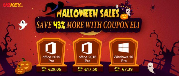 Ofertas de Windows y Office