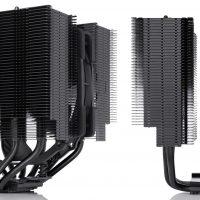 Noctua viste de negro sus disipadores NH-D15S y NH-U9S