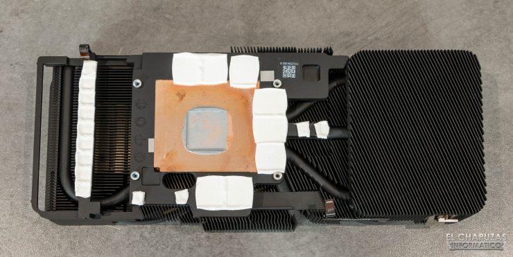 Sistema de refrigeración Nvidia GeForce RTX 3070 Founders Edition
