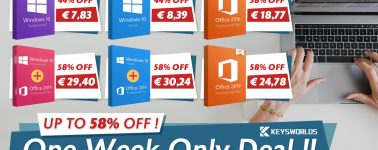 Si te vuelven a encerrar, al menos que sea con una licencia Windows 10 original desde 5,31 euros