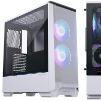 Phanteks Eclipse P360A: Semitorre con frontal Metal Mesh de alto rendimiento e iluminación DRGB