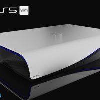 Así se imaginan ya cómo será el diseño de la PlayStation 5 Slim