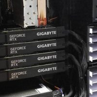 Puget Systems nos muestra el rendimiento de 4x Nvidia GeForce RTX 3090 en un sistema