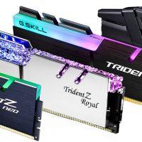 G.Skill anuncia sus nuevos kits de memoria DDR4 @ 3600 MHz con latencias CL14