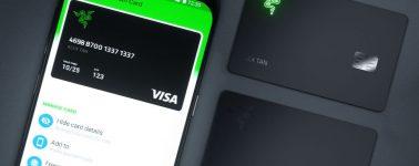 Razer Card: Una Visa de prepago que se ilumina cuando pagas