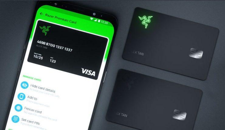 Razer Premium Card