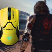 Así luce el Razer Viper Ultimate Cyberpunk 2077 Edition