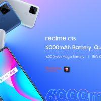 Realme C15 Qualcomm Edition: 6.5″ HD+, Snapdragon 460 y batería de 6000 mAh